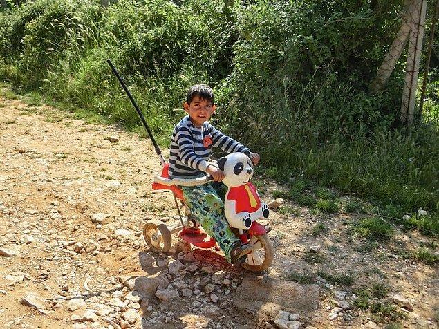 33. Hayallerinden ne olursa olsun vazgeçme; tekerleri döndüren hiç bir zaman pedallar değildir.