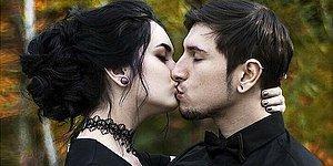 Новый тренд - невеста в черном: А вы бы решились на подобное?