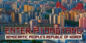 WATCH: Highly Rare Footage From North Korea's Capital Pyongyang!