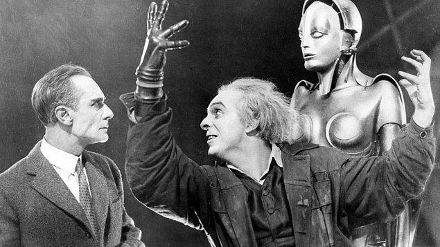 1. Metropolis (1927)  | IMDb   8.3