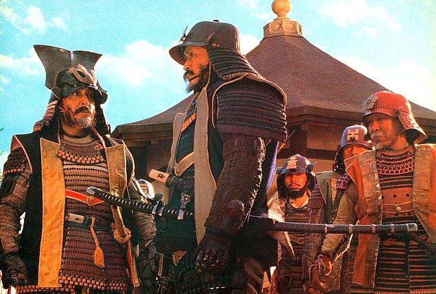 17. Gölge Savaşçı (1980)  | IMDb    8.0