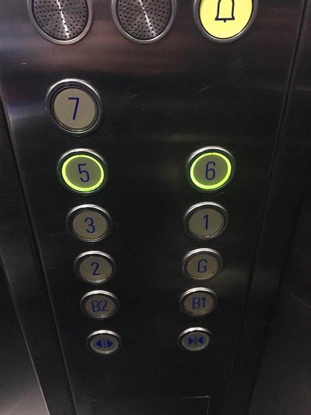 6. ''Merdivenin zulmü varsa, sevenin asansörü var.''
