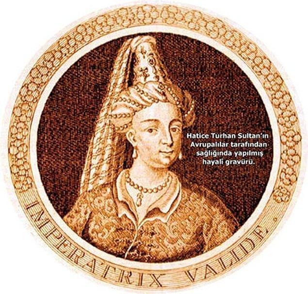 11. Hatice Tarhan Sultan Osmanlı'nın Demir Leydi'si idi.