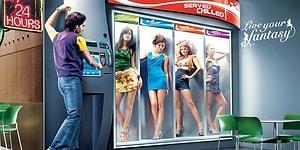 10 самых странных торговых автоматов со всего мира