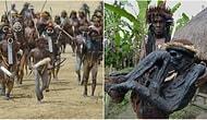 Сумасшедшие традиции: зачем дикое племя Дани коптит людей?