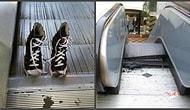 Если вы не сможете досмотреть эти фото, то у вас эскалафобия - боязнь эскалаторов!