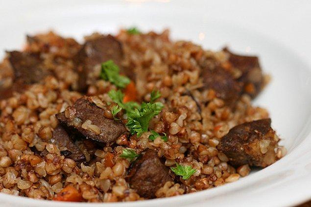 12. Pirinç pilavı kadar çok seveceksiniz.