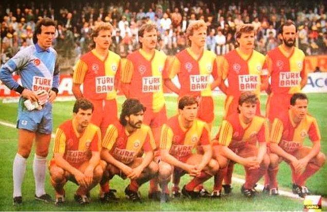 13. Galatasaray'dan 12 puan farklı şampiyonluk