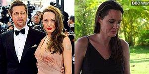 Angelina Jolie Opens Up About Divorce W/ Brad Pitt For The First Time!