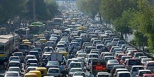 15 городов с самым напряженным трафиком - в этих местах лучше ходить пешком