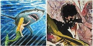 Тест: Сможете ли вы отличить картины гения от мазни маньяка?
