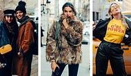 Уличный стиль с Недели моды в Нью-Йорке
