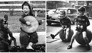 20 старинных фотографий, показывающих счастливое детство в отсутствие смартфонов