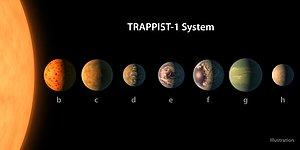 NASA Announces The Discovery Of 7 Earth-Like Planets!