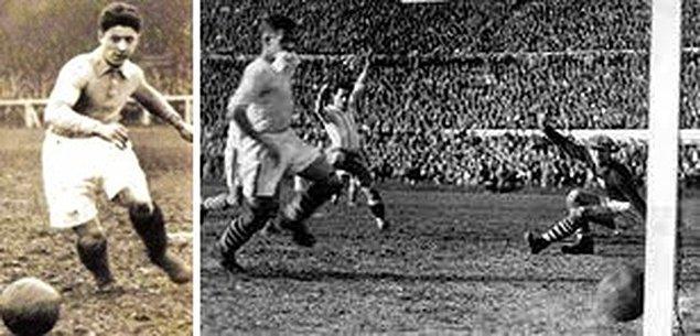 İlk Dünya Kupası golünü 1930'da Fransa'nın Meksika'yı 4-1 yendiği maçta Lucien Laurent atmıştır.