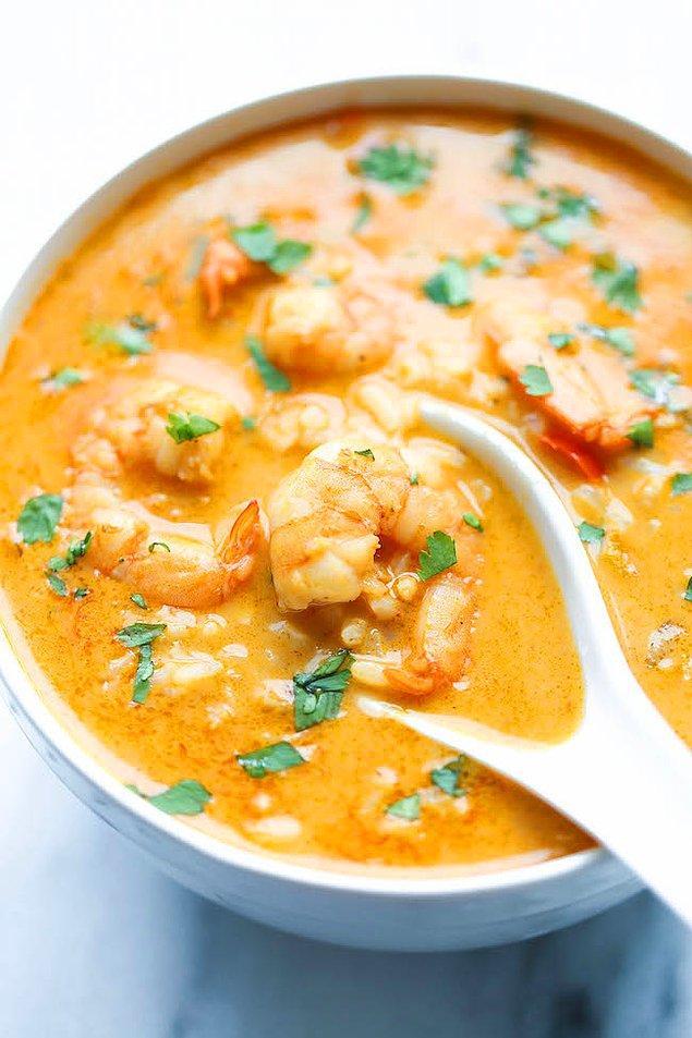 4. Çorba sezonu geçmeden bu çorbayı denemenizi öneriyoruz.