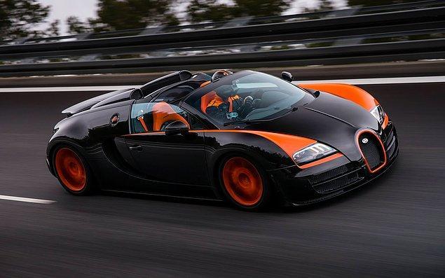 Bugatti Veyron!