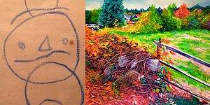17 Years of Progression: Incredible Artist Who Has Been Drawing Since The Age Of 3!