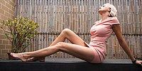 Meet The Woman With The Longest Legs In The World!