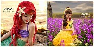 Лучше оригинала? 7-летняя дочь и ее мама мастерски копируют героев Диснея