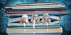 Этот папа творит с фотографиями своих дочерей настоящие чудеса!