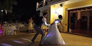 This British Couple Performed The Best Wedding Dance Ever!