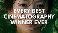 "Here's The Complete List Of  Every ""Best Cinematography"" Oscar Winner Ever!"