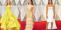 Все луки с красной дорожки Оскар-2017: выбираем лучшие наряды