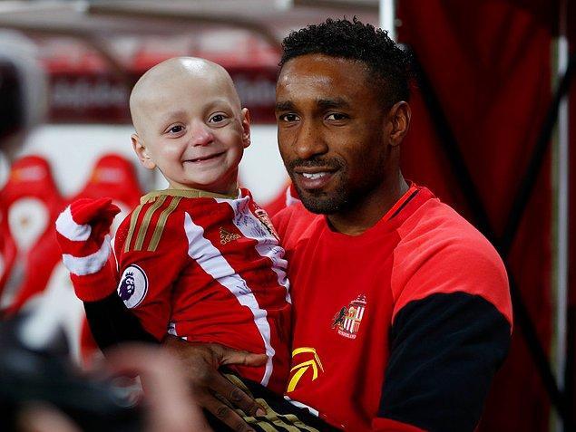 Ancak doktorlar, hastalığı ilerleyen Bradley'nin kurtulma ihtimali olmadığını söylediler. 😪