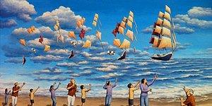 23 Surreal Paintings Will Both Amaze And Confuse You At The Same Time!