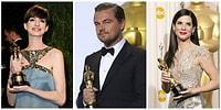 Тест: Сможете ли вы угадать, сколько Оскаров у звезды Голливуда?