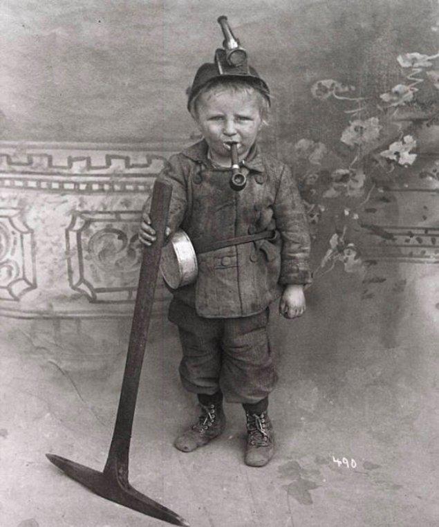 1. Çocuk işçi
