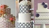 Эти 15 свадебных тортов запомнятся гостям больше самой свадьбы: Новые тренды 2017-го