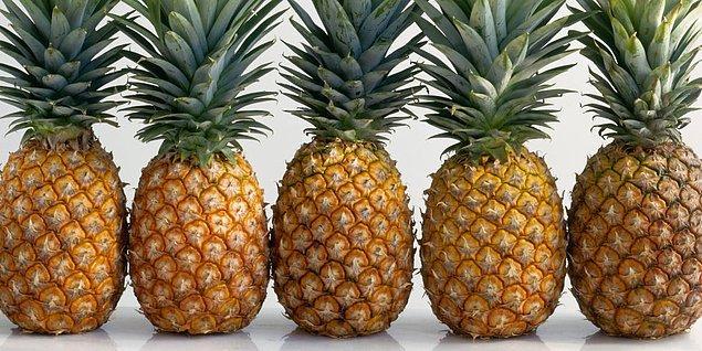 10. Ananas