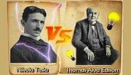 16 Undeniable Differences Between Nikola Tesla And Thomas Edison!