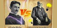 16 Undeniable Differences Between Nikola Tesla And Thomas Edison!