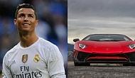 13 шикарнейших машин, на которых ездят известные футболисты