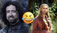 18 Photos Proving Nicolas Cage Can Play All Of The GoT Characters!