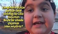 Fikirleriyle Dünyaya Eşitlik Getirmeye Yeminli Gibi Duran 10 Yaşındaki Komünist Çocuk