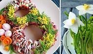 8 рецептов праздничных салатов с оригинальным оформлением: специально к 8 марта