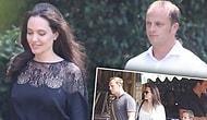 Анджелина Джоли отдыхает в Камбодже в компании симпатичного незнакомца