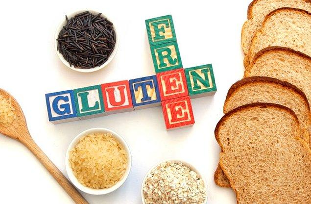 11. Sadece glutenli yiyecekleri yememek yetmez!