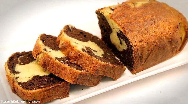 11. Çay saatlerinin en inovatif görünümlü kekiydi bir zamanlar!