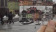 Истинный дух Европы в замечательных иллюстрациях Максвелла Тилса