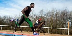 Британский легкоатлет смог обогнать лошадь!