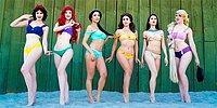 Девушки ликуйте! Созданы тематические купальники в стиле принцесс Диснея