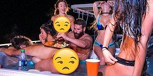 Dan Bilzerian Proves Once Again He Has No Class At All!