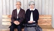 Эта пожилая японская пара удивит вас своими модными луками