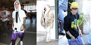 14 Outfits Proving Justin Bieber Has No Sense Of Fashion!