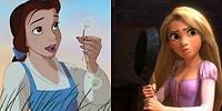 Рейтинг диснеевских принцесс, основанный на их отношении к равноправию полов